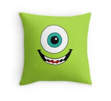 Mike Wazowski Throw Pillow