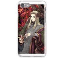 Thranduil  iPhone Case/Skin