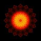 Mandala- Mod 2 by Ronny Falkenstein - 2
