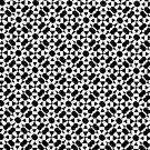 Monochrome Pattern by Vicki Field