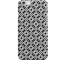 Monochrome Pattern iPhone Case/Skin
