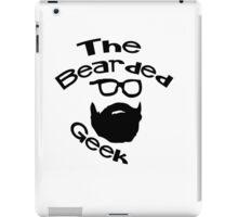 The Bearded Geek iPad Case/Skin