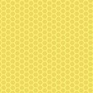 Honeycomb Pattern by Vicki Field