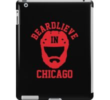 Beardlieve In Chicago iPad Case/Skin