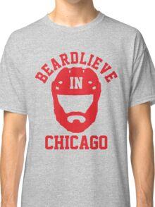 Beardlieve In Chicago Classic T-Shirt
