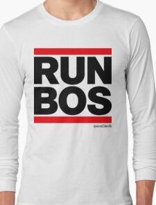 Run Boston BOS (v1) Long Sleeve T-Shirt
