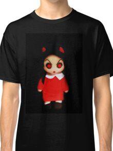 Sinderella the Cute Devilish Dark Gothic Doll  Classic T-Shirt