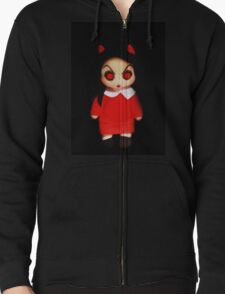 Sinderella the Cute Devilish Dark Gothic Doll  T-Shirt