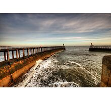 Whitby Photographic Print