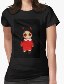 Sinderella the Cute Devilish Dark Gothic Doll  T-Shirt