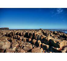 Whitby Coast Photographic Print