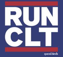Run Charlotte CLT (v2) T-Shirt