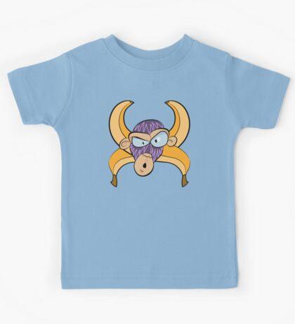 Bad Monkey Pirate Kids Tee
