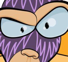 Bad Monkey Pirate Sticker