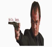 Crowley: Hello, boys by Pam Renee