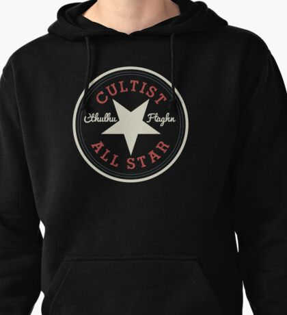 Cthulhu Cultist All Star Pullover Hoodie