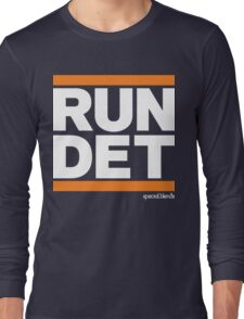 Run Detroit DET (v2) Long Sleeve T-Shirt