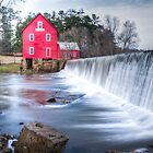 Starr's Mill by kudzu