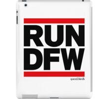Run Dallas-Ft. Worth DFW (v1) iPad Case/Skin