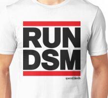 Run Des Moines DSM (v1) Unisex T-Shirt
