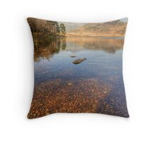 Blea Tarn Throw Pillow