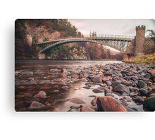 Craigellachie Bridge Canvas Print