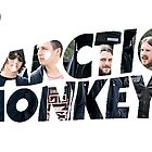 Arctic Monkeys Poster by Madison Rankin