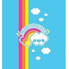 I Crap Rainbows by murphypop