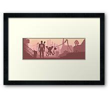 The Commonwealth Framed Print