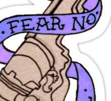 The Colt ~ Purple Sticker