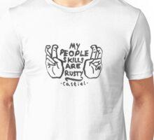 Castiel - People skills Unisex T-Shirt