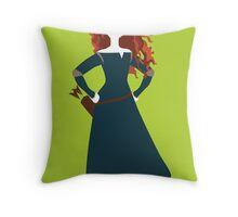 Princess Merida from Brave Disney Throw Pillow