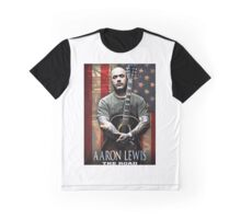 Aaron Lewis the road tour 2016 AM2 Graphic T-Shirt