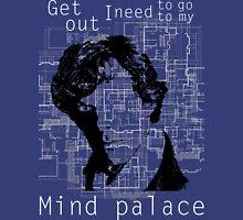 Sherlock - Mind Palace Unisex T-Shirt