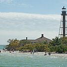 Sanibel Light  by John  Kapusta