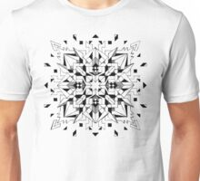 Crystal Bust Unisex T-Shirt