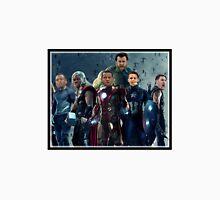 The Avengers/G.S. Warriors Mashup Unisex T-Shirt