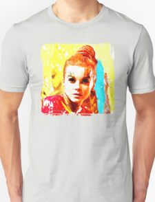 Psychedelic Red Head T-Shirt