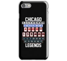 Chicago Legends iPhone Case/Skin