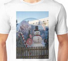 Big Snow Globe Unisex T-Shirt