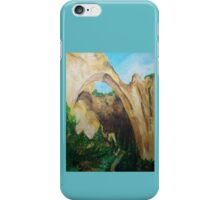 ARCHES painting iPhone Case/Skin