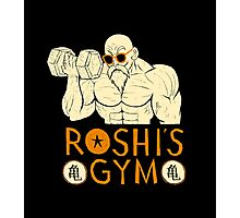 roshi's gym Photographic Print