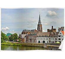 Maastricht, Netherlands Poster