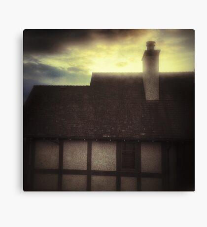 The Home of Sir Arthur Conan Doyle Canvas Print