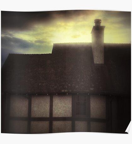 The Home of Sir Arthur Conan Doyle Poster