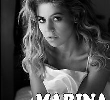 Marina and The Diamonds poster by ipodkat