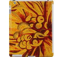 Imagination in Bold Yellows, Reds and Oranges iPad Case/Skin