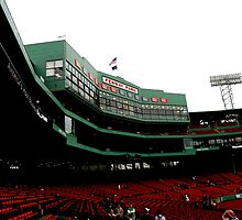 Fenway Park by theforaner