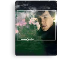 Sherlock Mind Palace Canvas Print