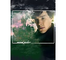 Sherlock Mind Palace Photographic Print